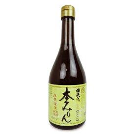 白扇酒造 福来純 伝統製法 熟成本みりん 500ml 熟成3年