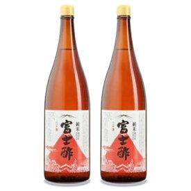 《送料無料》飯尾醸造 純米富士酢 1.8L × 2本 セット