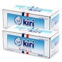 《送料無料》Kiri キリ クリームチーズ ブロック型 1kg × 2個 《冷蔵便 冷蔵手数料無料》