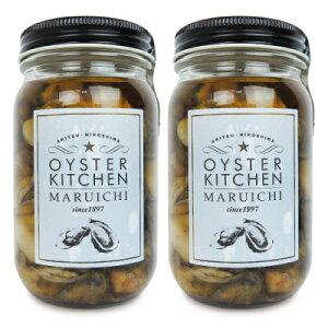 【 SS期間限定 クーポン発行中! 】《送料無料》マルイチ商店 OYSTER KITCHEN オイスターキッチン 牡蠣オリーブオイル漬け 200g × 2個