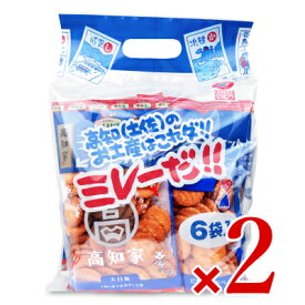 野村煎豆加工店 お土産ミレー [ 130g × 6個 ] × 2袋