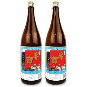 《送料無料》小笠原味淋醸造 三河本みりん 峯宝 1.8L × 2本 セット