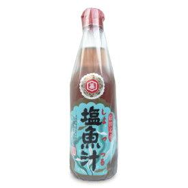 仙葉善治商店 塩魚汁 しょっつる 360ml
