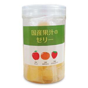 銀座花のれん 国産果汁ゼリー 180g