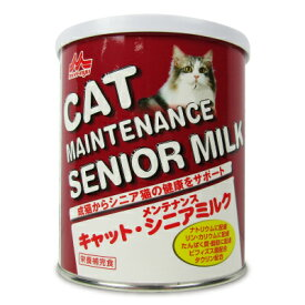 【8/1限定クーポン発行中!】森乳サンワールド キャット メンテナンス シニアミルク 280g