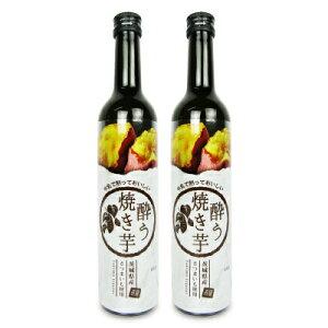 明利酒類 明利 焼き芋リキュール 酔う焼き芋 500ml × 2本