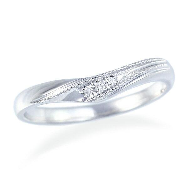 結婚指輪 プラチナダイヤモンドリング マリッジリング マリッジ レディース