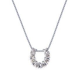 【SALE】 プラチナダイヤモンドネックレス