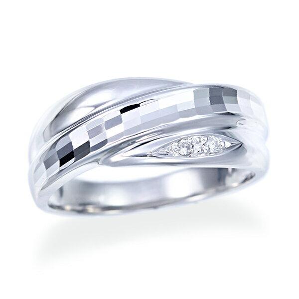 プラチナダイヤモンドリング ダイヤモンド リング
