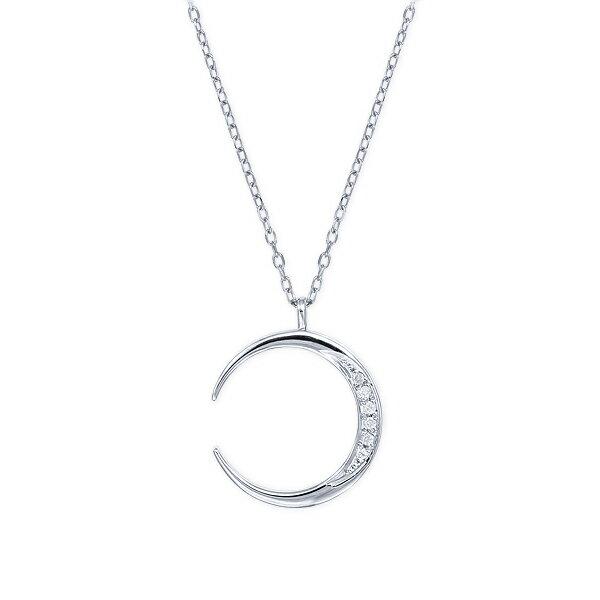 K10ホワイトゴールドダイヤモンドロングネックレス