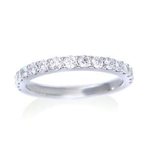プラチナ鑑別書付ダイヤモンドリング