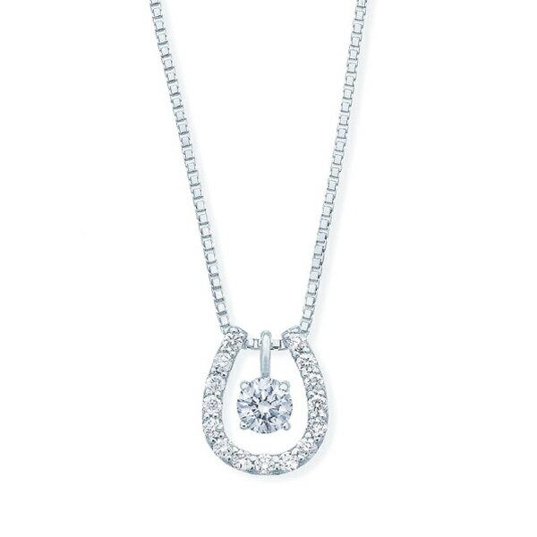 ポイント10倍 〜4/24(火)9:59までプラチナダイヤモンドネックレス ダイヤモンド ネックレス