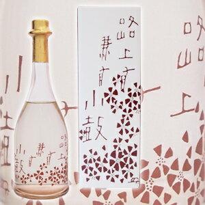 日本酒 小鼓 路上有花 桃花(ろじょうはなあり とうか) 西山酒造場 兵庫北錦 純米大吟醸 16度以上17度未満 飾り箱入り デザインボトル 720ml