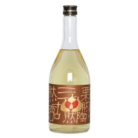【小鼓】樽詰栗焼酎 三然古酒(さんねんこしゅ) 720ml