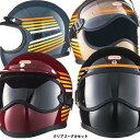 TT&CO. トゥーカッター SG/DOT レインボー クリア ゴーグルセット フルフェイスヘルメット ビンテージ フルフェイス S…