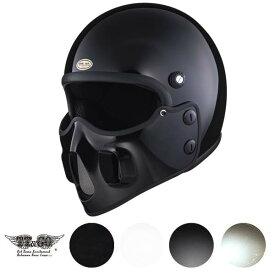 TT&CO. マッドマッスクJ06 マスク付 スモールジェットヘルメット マッドマックス MADMAX ビンテージ ジェットヘルメット SG/PSC M/Lサイズ57-58cm レトロ