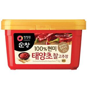 チョンジョンウォン スンチャン コチュジャン 1kg
