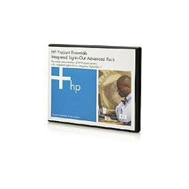 HP [BD505A] iLO Advanced 1サーバー ライセンス (3年 24x7 テクニカルサポート&アップデート権付)