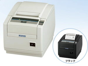シチズン・システムズ [CT-S601IIS3RSJ-WH-P] レシートプリンター CT-S601II(ラインサーマルドット/シリアル/3インチ/203dpi/白)