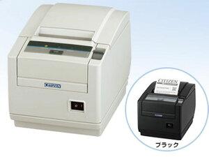 シチズン・システムズ [CT-S651IIS3RSJ-WH-P] レシートプリンター CT-S651II(ラインサーマルドット/シリアル/3インチ/203dpi/白)