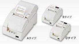 エプソン [TM-U220A] レシートプリンター TM-U220 Aタイプ(9ピンシリアルインパクトドットマトリクス/シリアル/オートカッター/クールホワイト)