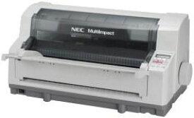NEC [PR-D700XA] MultiImpact インパクトプリンター 700XA(カラー印刷/24ドットプリントヘッド/パラレル/水平型/136桁/オリジナル+8枚)