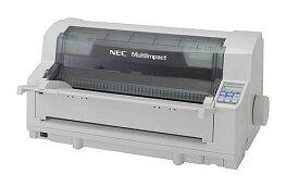 NEC [PR-D700JE] MultiImpact インパクトプリンター 700JE(カラー印刷/24ドットプリントヘッド/パラレル/水平型/136桁/オリジナル+8枚)