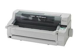 NEC [PR-D700LE] MultiImpact インパクトプリンター 700LE(24ドットプリントヘッド/パラレル/水平型/136桁/オリジナル+6枚)