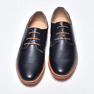 カジュアルシューズメンズスエードおしゃれダービーシューズオックスフォードシューズ軽量軽い歩きやすい疲れにくいレースアップシューズカジュアルシューズ短靴短ぐつブラック黒ブラウン茶色ネイビー紺グレー靴シューズ2020秋冬秋冬