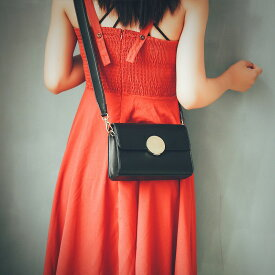 ショルダーバッグ レディース ミニバッグ ブラック 黒 レッド 赤 婦人用 鞄 カバン 軽量 スマホ おしゃれ 可愛い かわいい レディースバッグ 2019 夏 秋 冬