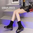 ブーツ レディース ショートブーツ カジュアルシューズ ブラック 黒 フロントジップ センタージップ 女性用 婦人靴 くつ おしゃれ かわいい レディースシューズ 2020 冬 春