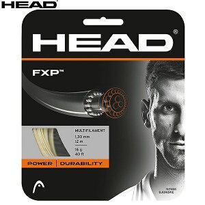 ヘッド テニス 硬式 FXP ガット 1.24mm 1.32mm ナイロンマルチ 281006