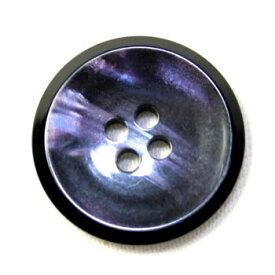 【メール便送料無料】高級スーツジャケット用ボタン 9070 OR-(オーロラ2) 15mm COLOR.57(実寸16mm)紳士服スーツジャケット袖口・袖ボタン[1個から販売]老舗テーラー御用達スーツボタン専門店の高級ボタン