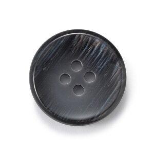 【メール便送料無料】416(COLOR.9グレー) 20mm[1個から販売]老舗テーラー御用達スーツボタン専門店の高級ボタン