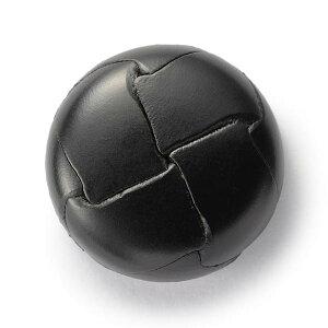 本革ボタンLZ-200 25mm (color.05ブラック) コート対応ボタン[1個から販売]老舗テーラー御用達スーツボタン専門店の高級ボタン