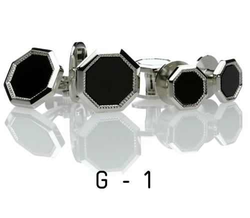 オニキス・スタッド11.G-1(※スタッドのみ)