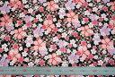 9101和柄プリント裏地color.4(花鳥風月シリーズ・桜)