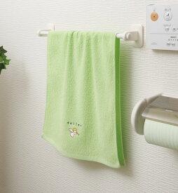 トイレ用タオル3柄組(天使)刺繍 ワンポイント 可愛い かわいい
