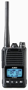 【SA-51127】DJ-DPS70KB ハイパワー5W 出力 (351MHz) デジタル30CH ハンディ トランシーバー