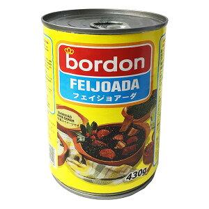 bordon(ボルドン) ポーク フェイジョアーダ 430g