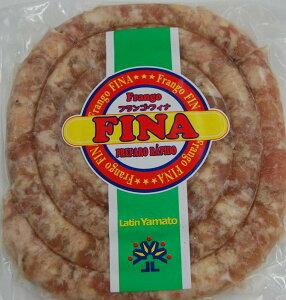 リングイッサ フィーナ デ フランゴ(若鶏のソーセージ) 450g ブラジル料理【冷凍便】