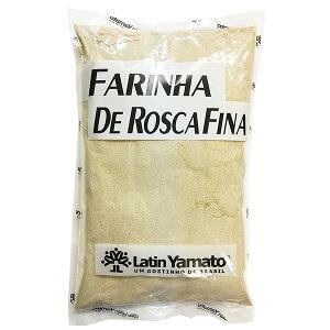 赤パン粉 ファリーニャ デ ロスカ フィナ 500g ラテン大和 FARINHA DE ROSCA FINA