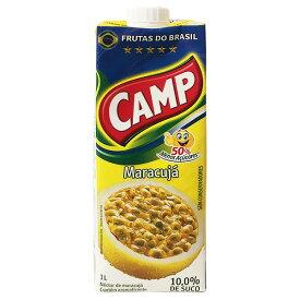カンピ(CAMP) ネクター パッションフルーツ 1000ml ジュース (MARACUJA)