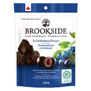 ブルックサイドダークチョコレート アサイー&ブルーベリー 235g BROOKSIDE CHOCOLATE