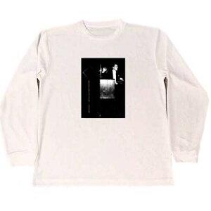テルミン ドライ Tシャツ 電子楽器 テルミン博士 グッズ ロングTシャツ ロンT