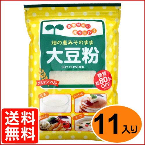 【送料無料】大豆粉(SOY POWDER)200g×11袋