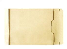 角2封筒マチ付保存袋クラフト120g玉なし100枚