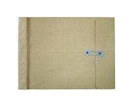 角0封筒マチ付 保存袋クラフト 120gマルタック(玉)付 /100枚