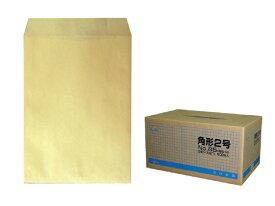角2封筒 クラフト 85g L貼/100枚☆小ロット