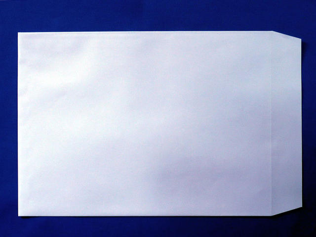 角2封筒 スカイ85g L貼 /500枚